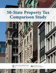 The Lincoln Institute of Land Policy released its annual 50-state property tax comparison study, done in partnership with the Minnesota Center for Fiscal Excellence.