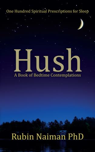 Hush cover (PRNewsFoto/Rubin Naiman, PhD)