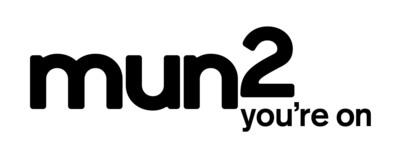 mun2 logo (PRNewsFoto/mun2 Television)
