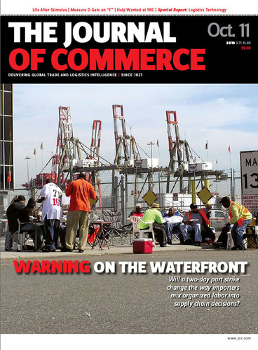 Shippers Concerned Over Labor Tactics After Strike Closes East Coast Ports