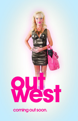 Jennifer Elise Cox as Prissy in OUT WEST.  (PRNewsFoto/OUT WEST Movie LLC)