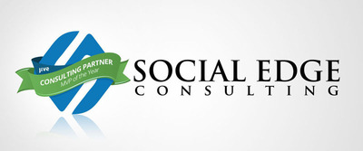 Social Edge Consulting Receives Jive Software's Consulting Partner MVP of the Year Award. (PRNewsFoto/Social Edge Consulting) (PRNewsFoto/SOCIAL EDGE CONSULTING)