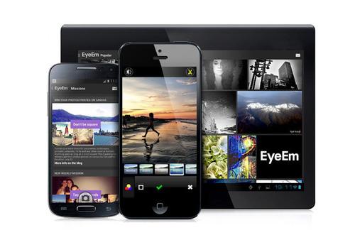 EyeEm Mobile Photography Community & Marketplace.  (PRNewsFoto/EyeEm)