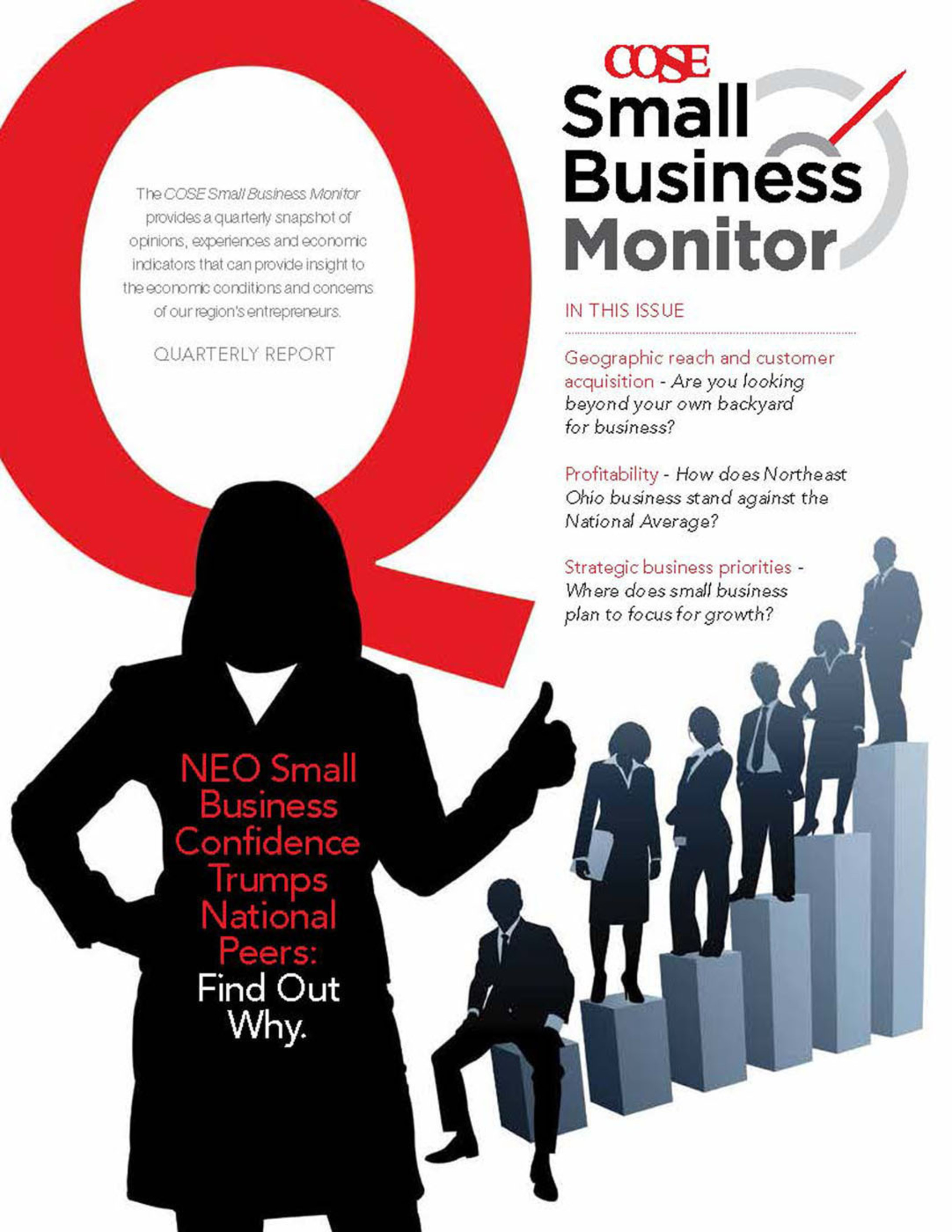Northeast Ohio Small Business Confidence Trumps National Peers