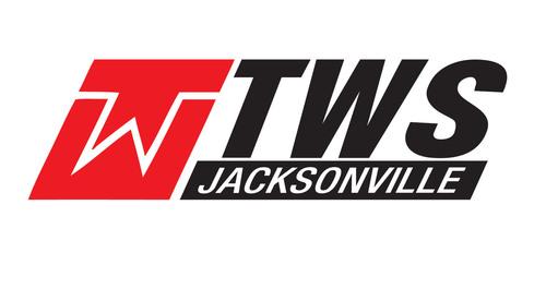 TWS Jacks Logo. (PRNewsFoto/mikeroweWORKS Foundation; Tulsa Welding School(TWS)) (PRNewsFoto/MIKEROWEWORKS ...