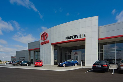 Toyota of Naperville has picked up two of the most prestigious awards handed out by the Toyota corporate offices, the Board of Governors award and the President's award. (PRNewsFoto/Toyota of Naperville)