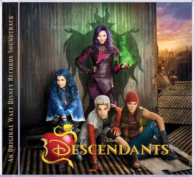 Disney's Descendants Soundtrack Debuts At No. 1 On The Billboard 200