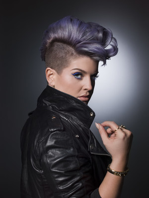 Kelly Osbourne Fashions a Benefit for Race to Erase MS