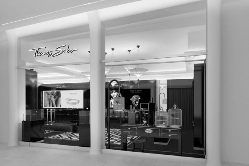 The first THOMAS SABO Flagship Store opens outside of Europe in the new Westfield WTC in New York City on ...