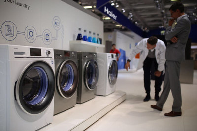 Haier Will Exhibit Complete Sets of Intelligence Appliances on IFA and Export to Europe Early Next Year