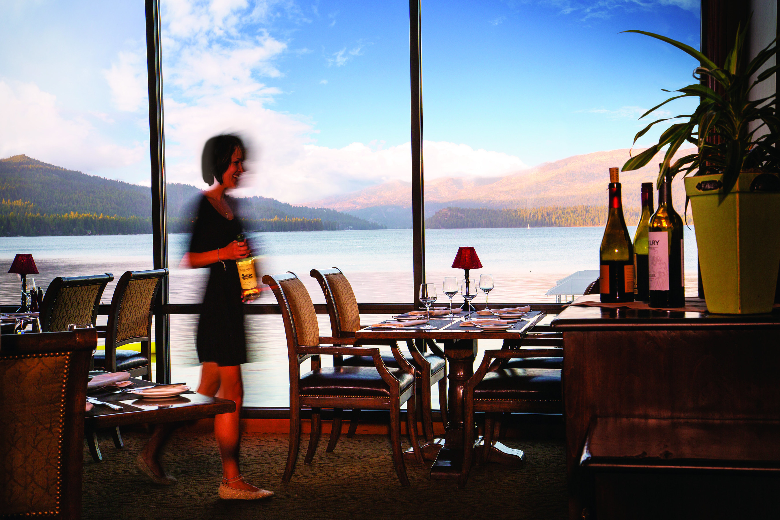 The Narrows at Shore Lodge Earns Fifth Wine Spectator Award of Excellence