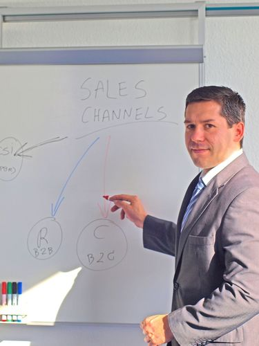 Bitcoin Brothers CEO Maik Welle (PRNewsFoto/Bitcoin Brothers GmbH _ Co KG)