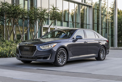 G90 pricing starts at $68,100 with an all-new powerful 3.3-liter twin-turbocharged V6 engine plus a standard suite of world-class safety technology and premium features including the industry's first Amazon Alexa skill integration