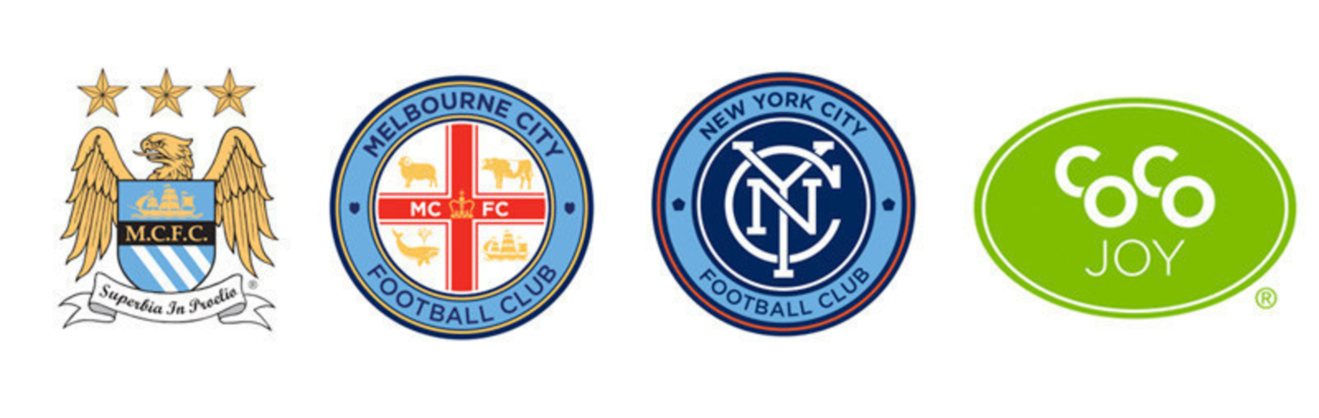 Coco Joy Partners With New York City Football Club As Part Of Global Partnership With City Football Group Clubs