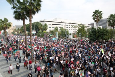 More than 15,000 gather for OneLife LA on Saturday, January 23rd.