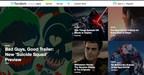 Fandom homepage