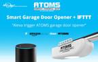 Skylink Announces First IFTTT Compatible Garage Door Opener-ATOMS™