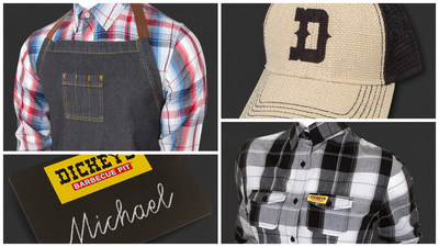 Dickey's Barbecue Pit now has new, fashion-forward uniforms for the Pit Crew