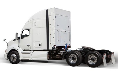 New 2016 Agility Fuel System - 160 DGE BTC CNG System