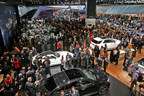 Over 815,000 people attended the 2016 North American International Auto Show during its nine day run.