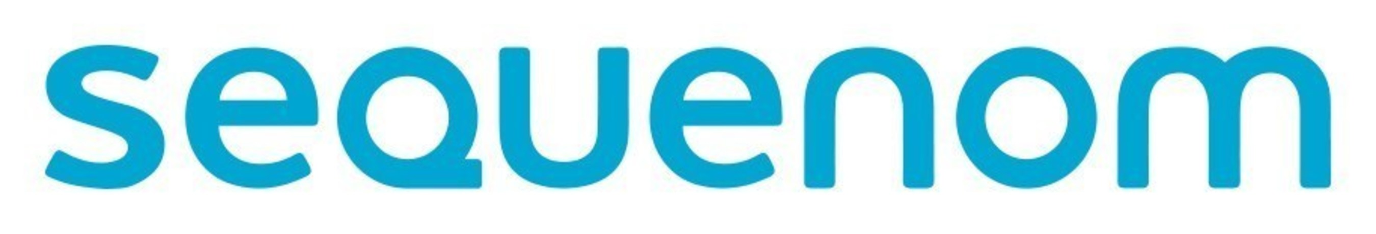 SEQUENOM logo.