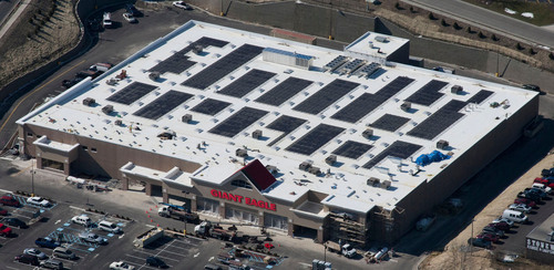 Giant Eagle Opens Newly Constructed 'Green' Supermarket in Greater Cleveland