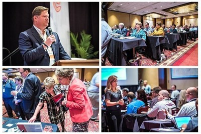 Images from the EDGE2016 Security Conference, hosted by Sword & Shield Enterprise Security, which was held in Knoxville, Tennessee at the Crowne Plaza on October 18 and 19.