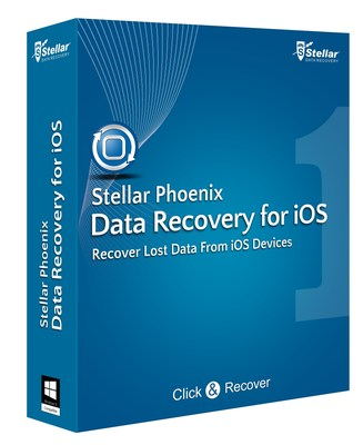 Stellar Phoenix Data Recovery for iOS (PRNewsFoto/Stellar Data Recovery)