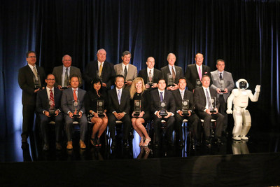 American Honda Honors Top Performing Suppliers for 2016