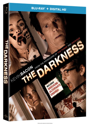 From Universal Pictures Home Entertainment: The Darkness