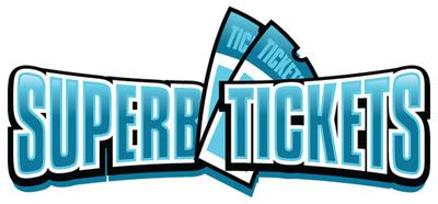 Kid Rock concert tickets.  (PRNewsFoto/Superb Tickets, LLC)