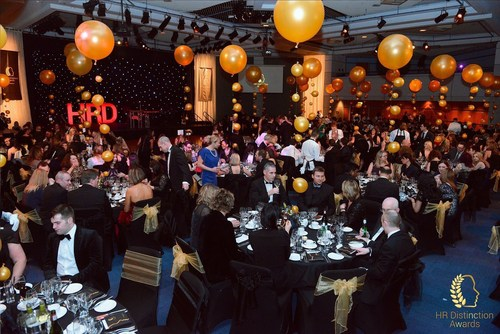 HR Distinction Awards launched call for entries for its 2016 Awards, marking the start of the search for distinction in Human Resources. (PRNewsFoto/WTG Events) (PRNewsFoto/WTG Events)