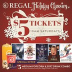 Get in the Spirit with the Holiday Classics at Regal