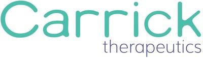Carrick Therapeutics Logo (PRNewsFoto/Carrick Therapeutics)