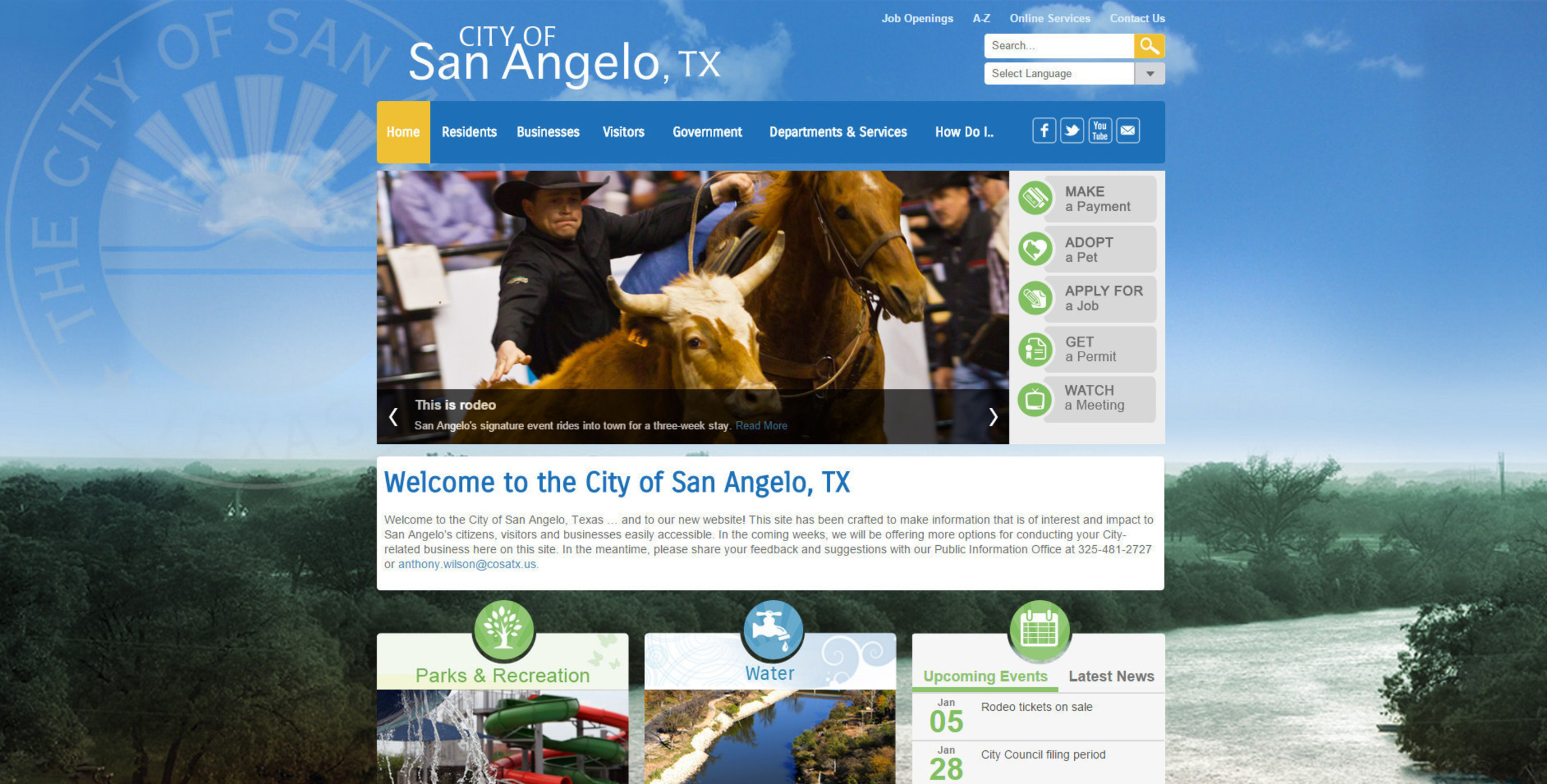 Demand for Online Citizen Service Drives Growth at Santa Monica-Based Vision Internet