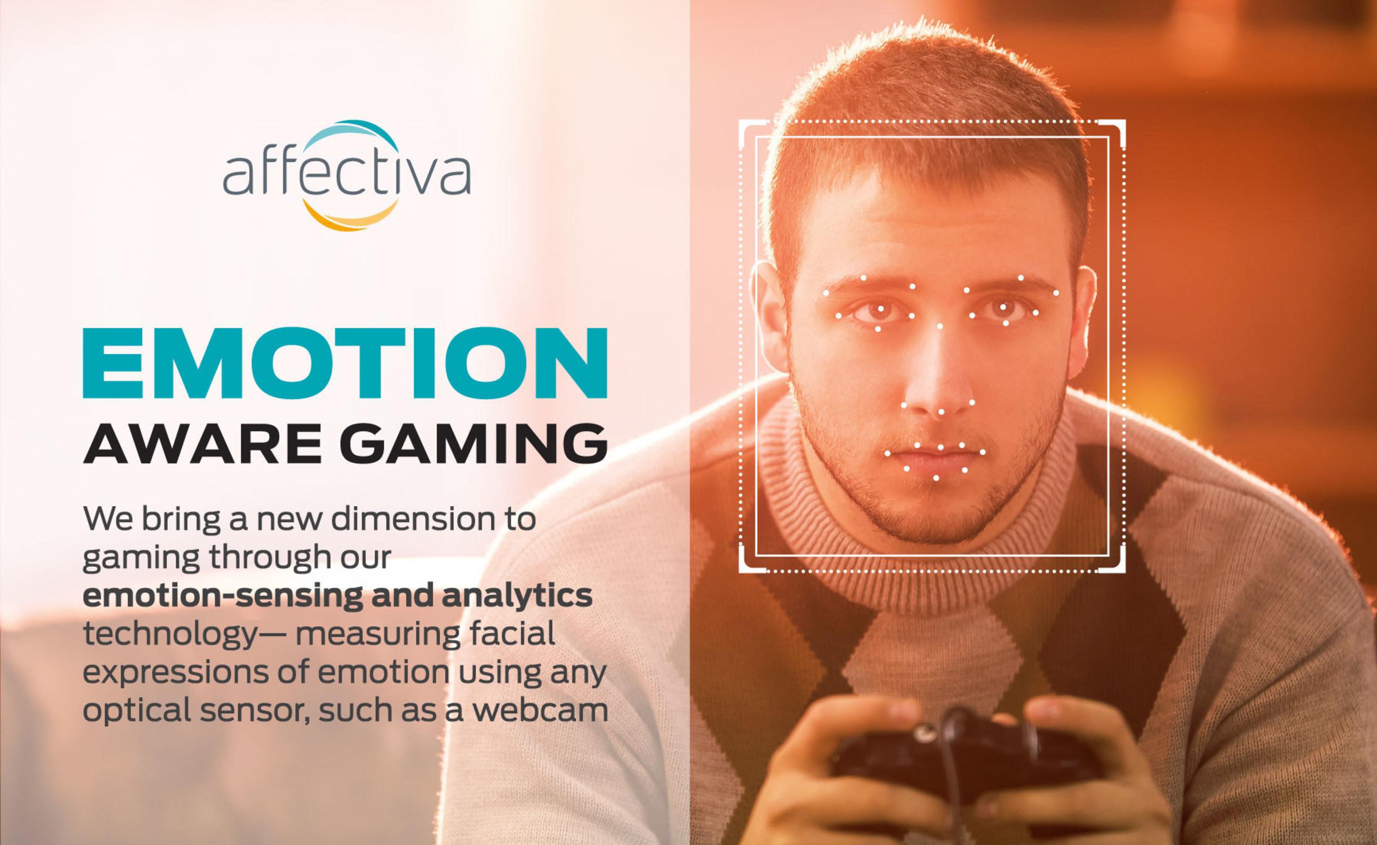 Affectiva powers emotion-aware gaming