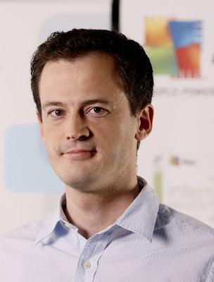 AVG benoemt Christophe Francois tot Chief of Staff.  (PRNewsFoto/AVG Technologies N.V.)