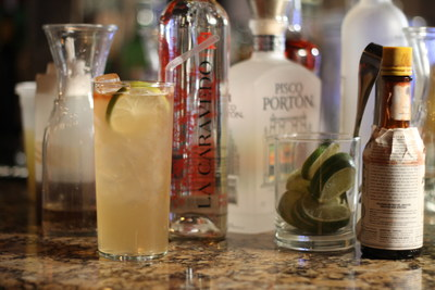 Spice up your summer cocktails with Pisco drinks with ingredients from Peru the Aji Amarillo or fresh Mango juice.
