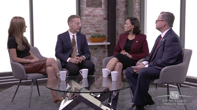 Jeff Korzenik and Melissa Register with Fifth Third Private Bank sit down with Nicole Lapin and Joe Gagnon to discuss how the 2016 election will impact investors, savers, business owners and retirees.