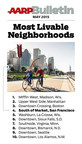 AARP Bulletin: Most Livable Neighborhoods