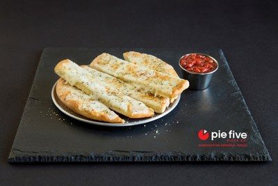 Pie Five Pizza co. adds new Breadstix to the menu