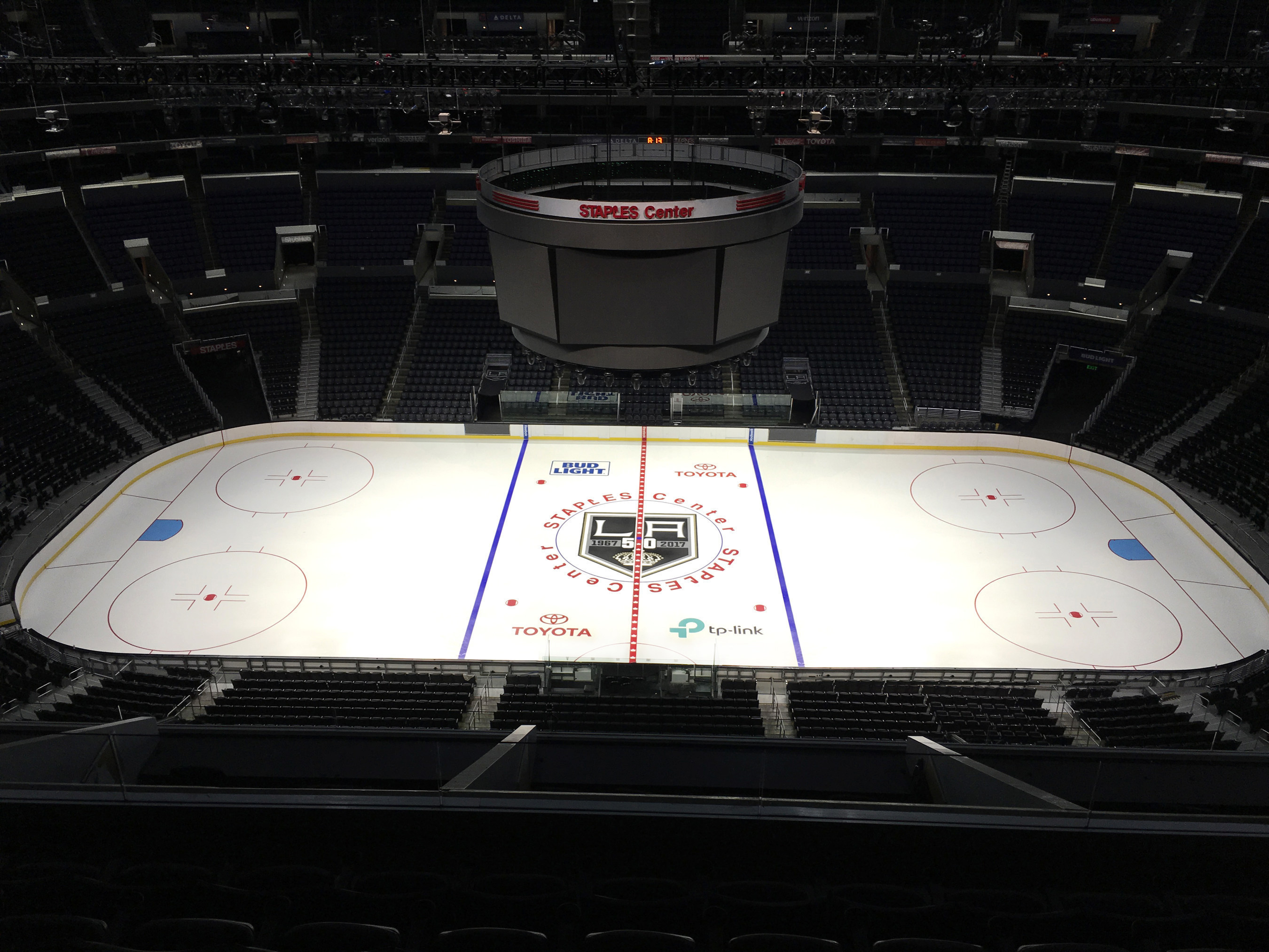 The Los Angeles Kings And TP-Link Team Up For 50th Anniversary Season And Beyond