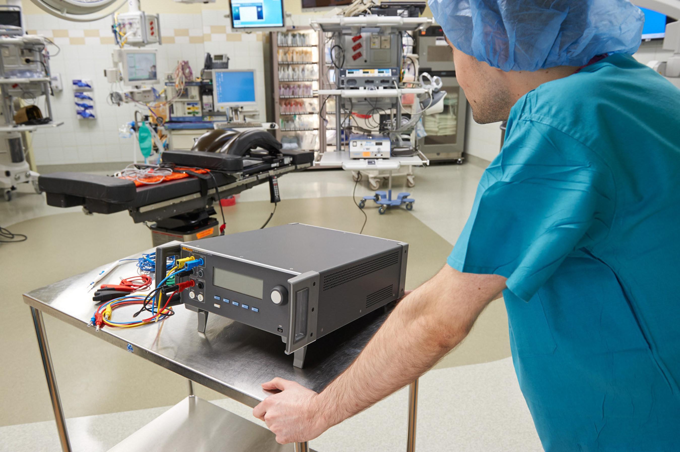 Ankündigung der Verfügbarkeit des QA-ES III Electrosurgical Analyzer für das Testen und die