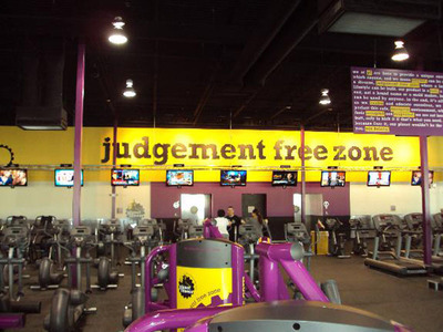 Planet Fitness.  (PRNewsFoto/Planet Fitness)