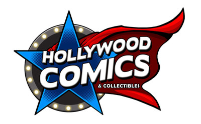 Hollywood Comics and Collectibles Logo