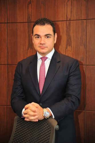 Yazan Abdeen, Lead MENA Fund Manager and Head of MENA Liquid Assets at SEDCO Capital (PRNewsFoto/SEDCO Capital)