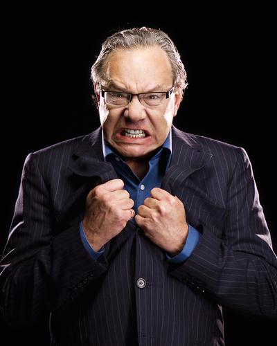 Comedian Lewis Black  (PRNewsFoto/Live Nation Entertainment)