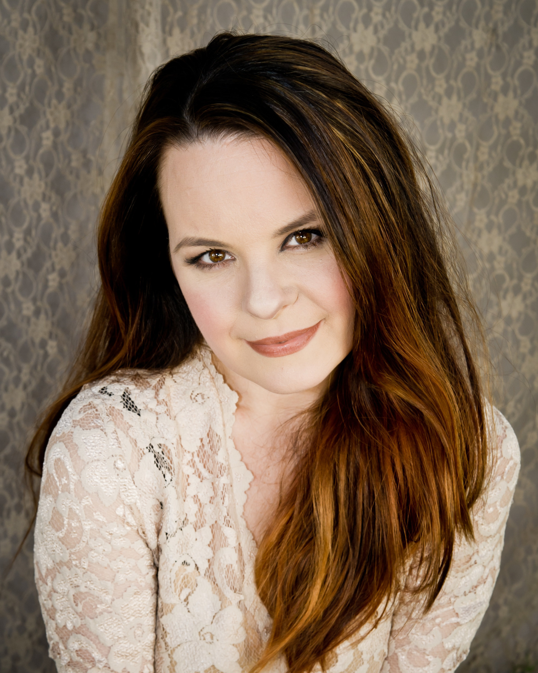 Actress Jenna von Oy