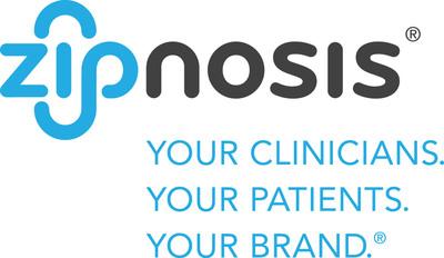 Zipnosis logo.