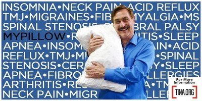 MyPillow Deceptively Marketed According to Ad Watchdog